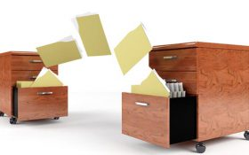 File per la stampa di alta qualità da spedire via mail, espedienti.