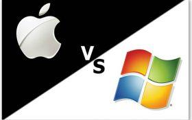 Mac o windows? L'eterno dilemma