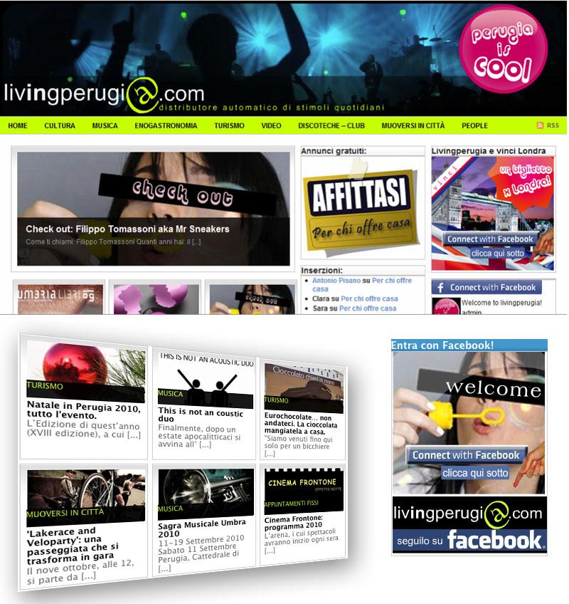 Livingperugia.com