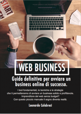 Fare Web Business: GUIDA GRATIS