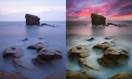 Elaborazioni cromatiche, uso di livelli e canali professionale in Photoshop