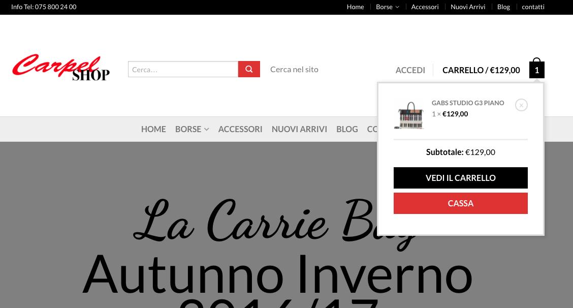 shop-online-creazione